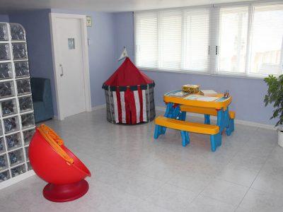 Sala niños